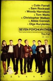 7 psychopatů