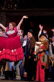 LA BOHÉME (G. Puccini) - Metropolitní opera