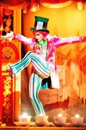 Alenka v říši divů - Královský balet Londýn