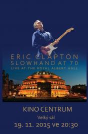 Eric Clapton: Live at the Royal Albert Hall (koncert)