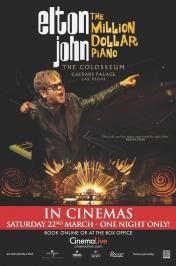 Elton John v Las Vegas