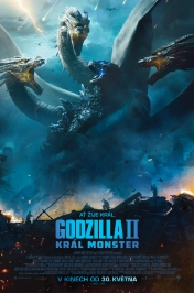 Godzila II Král monster
