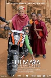Fulmaya, děvčátko s tenkýma nohama