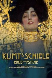 Klimt Schiele - Erós a Psyché