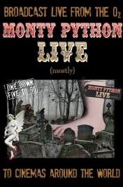 Monty Python živě