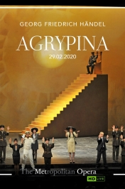 Agrippina (Georg Friedrich Händel) – premiéra vMet, poprvé vHD