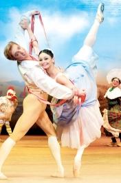 Marná opatrnost - Královský balet Londýn