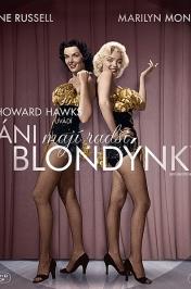 Páni mají radši blondýnky