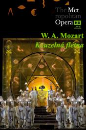 Kouzelná flétna – Wolfgang Amadeus Mozart
