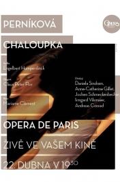 Perníková chaloupka - přenos z Pařížské opery