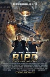 R.I.P.D. - URNA: Útvar neživých agentů
