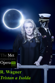 Richard Wagner: Tristan a Isolda - nová inscenace